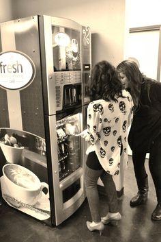 Fresh Healthy Vending Café