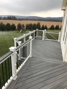 Creative Deck Railing Ideas for Your Beautiful Porch. Well, that's why I'm bringing you this list of see through deck railing ideas. Several of them are DIY, some have tutorials, and also some are simply indicated for ideas.