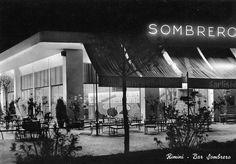 il Sombrero, Rimini anni ' 60  www.hotelpolo.it