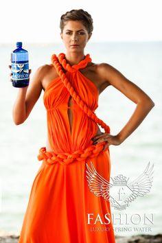 Campania Fashion Luxury Spring Water realizata de Fashiontv Romania - galerie foto One Shoulder, Shoulder Dress, Spring Water, Luxury, Dresses, Fashion, Vestidos, Moda, Mineral Water