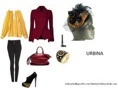 Cada día un estilo diferente URBINA.    (506) 2224-8253/8359-0313