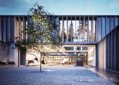 "Carey House by Henry Goss: ""Visualisation played a vital role"""