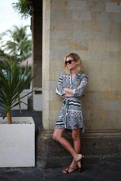 adenorah- Blog mode Paris  POSTCARDS FROM BALI  3 Frock Dress 1b257409d7d