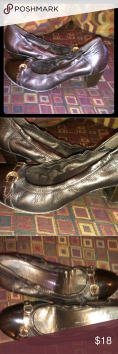 AGL brown pumps Sz 37 - Attilio Giusti Leonbruni These are worn but still have life left - a classic and comfy pumps made in Italy Agl Shoes Heels