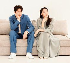 """king and queen couple. Kim Go Eun, Cha Eun Woo, Korean Actresses, Actors & Actresses, Lee Min Ho Kdrama, Bride Of The Water God, Lee Min Ho Photos, Lee Junho, Good Comebacks"