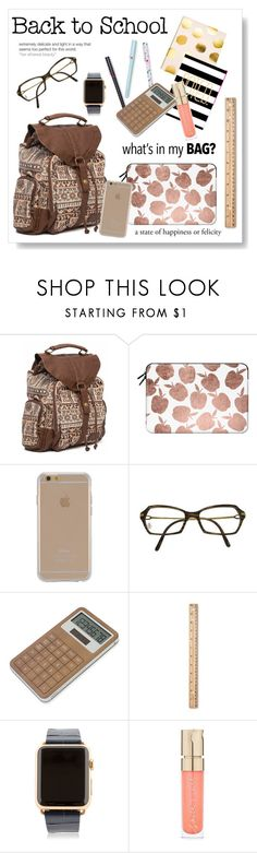 """""""In my Backpack"""" by defineyourstyle ❤ liked on Polyvore featuring Billabong, Casetify, Agent 18, Cartier, LEXON, Up & Up, Hadoro, Smith & Cult, backpack and inmybackpack"""