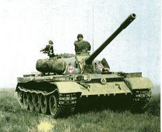 Т-54 А  польской постройки