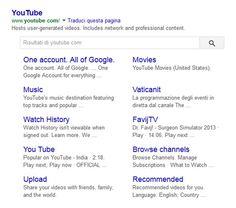 Google Sitelinks Search Box - NEW!