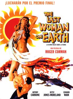The Last Woman on Earth (1960) | Cinema Scream