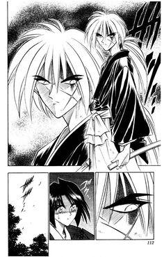 Rurouni Kenshin 81 battousai himura