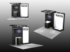 backwall octanorm exhibition stands - Google Search