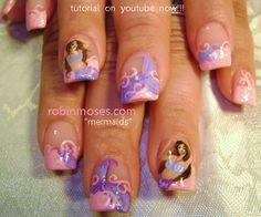 """Robin Moses Nail Art: """"wedding filigree nail art"""" """"beautiful wedding nail art"""" """"blue and silver valentine nail art"""" """"mermaid nail art"""" """"pink and purple nails"""" """"mermaid nails"""" """"filigree hearts nail art"""""""