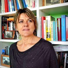 Teresa Arcelloni, Piacenza, aprile 2012.  Fotografia di Barbara Gozzi