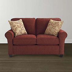 Loveseat $879 then a 30% discount