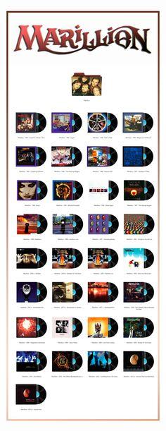 Album Art Icons: Marillion
