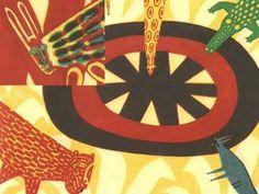 EL LEÓN KANDINGA. Cuento basado en una fábula clásica africana