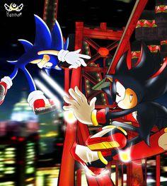 Sonic Adventure 2 by KonKonna.deviantart.com on @DeviantArt