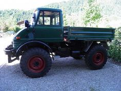 Unimog 406, Kommunal/Sonderfahrzeug Unimog in Weissach, gebraucht kaufen bei AutoScout24 Trucks