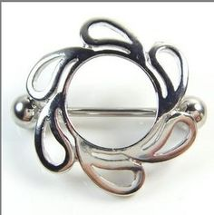 Nipple Ring Rings Body Piercings Mods Jewelry Sets Accessories