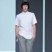 Mercedes-Benz Fashion Week Madrid, Davidelfin, primavera-verano 2013