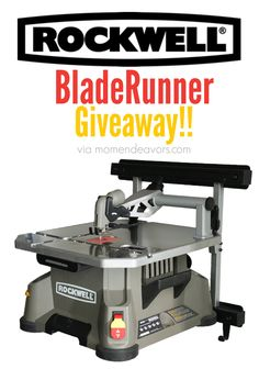 Rockwell Tools BladeRunner Giveaway