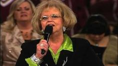 I've Come To Far Too Look Back - Nancy Harmon at Jimmy Swaggart Ministries, via YouTube.