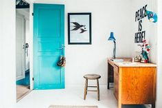 A lovely creative family home in Varberg, Sweden