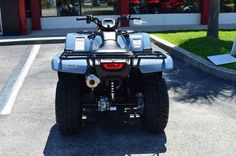 New 2017 Honda FourTrax Rancher 4x4 Automatic DCT EPS ATVs For Sale in Florida. 2017 Honda FourTrax Rancher 4x4 Automatic DCT EPS, 2017 Honda® FourTrax® Rancher® 4x4 Automatic DCT EPS Something For Just About Everyone. Any mechanic, woodworker, tradesman or craftsman knows that the right tool makes the job a whole lot easier. And having the right tool means having a choice. We ve all seen someone try to drive a screw with a butter knife, or pound a nail with a shoe heel. The results are…