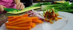 Las propiedades de la zanahoria son beneficiosas para la vista, la piel y la salud del corazón. #PataCook