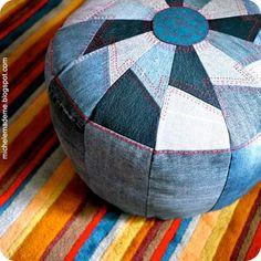 10 DIY recycled denim projects | HANDY DIY