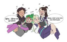 My Little Witch Academia, Little Witch Academy, Fandom Crossover, Mysterious Places, Cartoon Art Styles, Owl House, Manga Comics, Tumblr Posts, Girl Cartoon