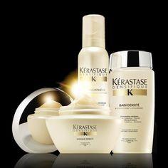 ¿Quieres una melena con más abundancia, cuerpo y calidad?  Kérastase presenta la nueva gama Densifique, para lograr un cuidado total de tu cabello, y potenciar el efecto de las monodosis Densifique Activador de Densidad.  http://ohpeluqueros.com/shop/linea/densifique