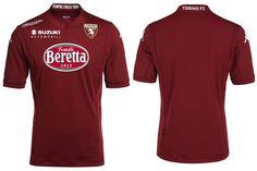 Torino FC (Italy) - 2014/2015 Kappa Home Shirt