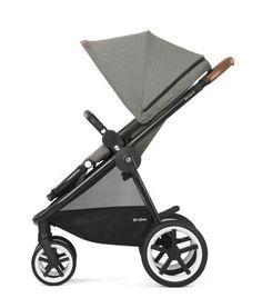 Cybex Balios Exclusive Wózek spacerowy Chinchilla Grey 20366 | babyhit.pl Chinchilla, Baby Strollers, Grey, Children, Projects, Chinchillas, Baby Prams, Gray, Young Children