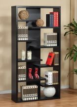 Looking for a Mondrianesque bookcase.  Nice horizontal, but vertical is meow.