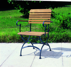 FIVE STARS Italy Outdoor chair AGENA