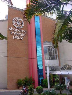 Shopping Estação Plaza - Itapira (SP)