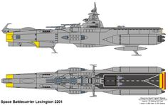 Yamato 2199 Ark of the Stars - Google Search Space Ship Concept Art, Space Fighter, Star Blazers, Spaceship Design, Naval History, Flight Deck, Interstellar, Aircraft Carrier, Spaceships