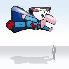Helium-Maskottchen oder Heliumfiguren und Fesselballone (auch Sonderformen) nach Kundenwunsch gefertigt - ideal zur Bewerbung bei großen Events und Veranstaltungen um auch sich oder das Produkt aufmerksam zu machen ... mehr dazu unter www.noproblaim.at Begriffe: Heliumballon Figur, fliegende Figur, Werbefigur fliegend, fliegendes Maskottchen, Maskottchen Helium Donald Duck, Sonic The Hedgehog, Disney Characters, Fictional Characters, Events, Art, Figurine, Art Background, Kunst