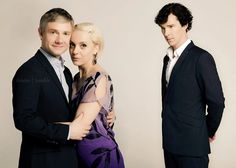 John Watson and Sherlock Holmes Sherlock Holmes, Sherlock Series 3, Sherlock Season 3, Sherlock Fandom, Benedict Cumberbatch Sherlock, Sherlock John, Martin Freeman, Mrs Hudson, Sherlolly
