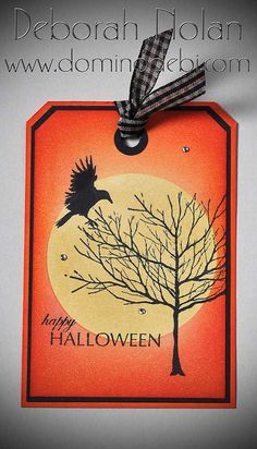 Tree Halloween Tag | Flickr - Photo Sharing!