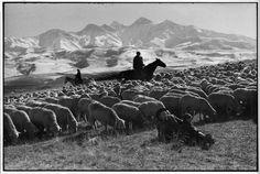 USSR, Kyrgisia, 1972 by Henri Cartier-Bresson