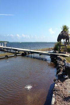 Big Pine Key House Rental: Tiki Beach Charming Open Water Bungalow Sunrise Pool/spa Pets | HomeAway