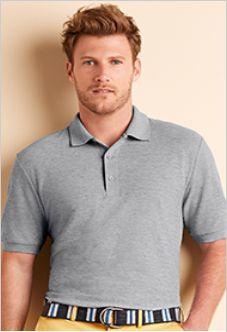 T-shirt 100% coton jersey pré-rétréci. Modèle Euro avec coupe à la ...