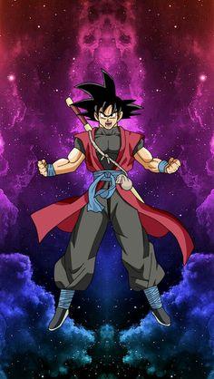 Goku DragonBall hero's v1