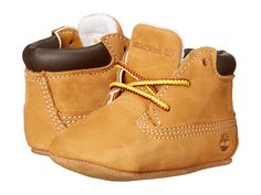 7994dee71c6b Timberland Kids Crib Bootie with Hat (Infant Toddler) Baby Timberlands