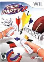 Wii: Game Party 2...So much FUN!