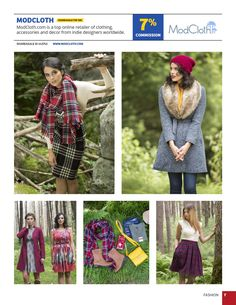 ShareASale Winter Catalog 2015 #fashion #womensfashion