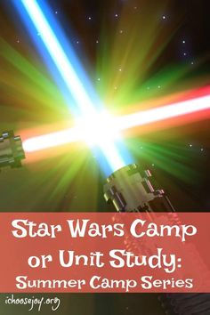 Star Wars Camp or Unit Study: Summer Camp Series - I Choose Joy! Smile Quotes, Hope Quotes, Friend Quotes, Quotes Quotes, Outdoor Summer Activities, Feeling Happy Quotes, Planets And Moons, Five In A Row, Star Wars Facts
