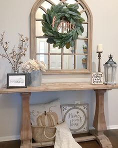 french home decor 52 Our Arch Mirror is Perfect for This Entryway Decor housemoes Mirror Decor Living Room, Entryway Decor, Wall Decor, Entryway Mirror, Mirror House, Modern Entryway, Entry Hallway, Kirkland Home Decor, Arch Mirror